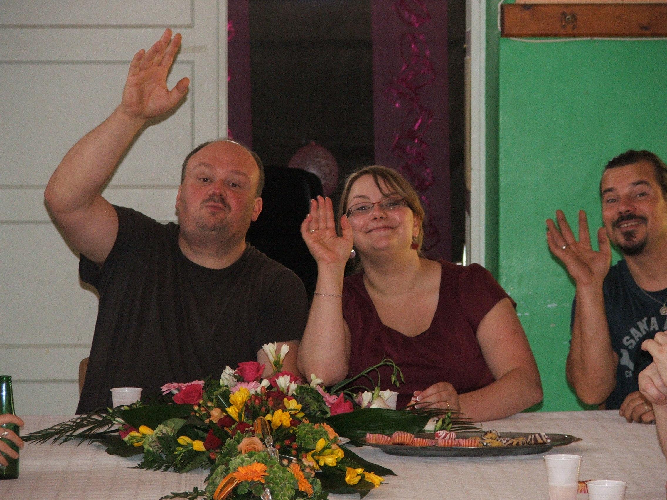 Mon mariage tout en douceur : le retour de noces