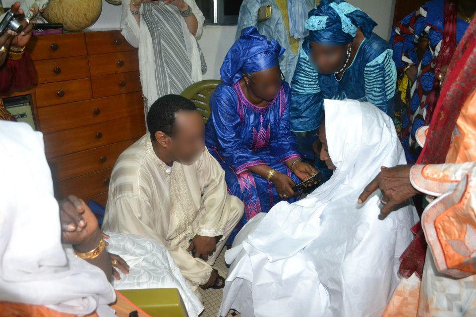 Une cérémonie d'engagement VS les traditions du mariage guinéen