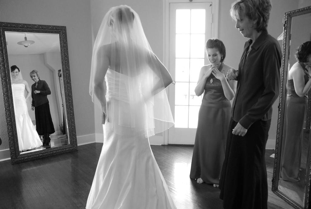 À la recherche de ma robe : la robe qui m'a trouvée – Partie 3