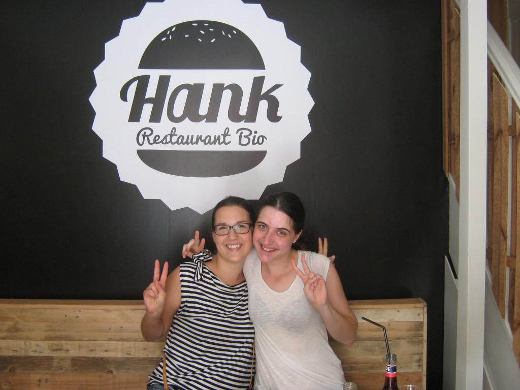 Hank burger