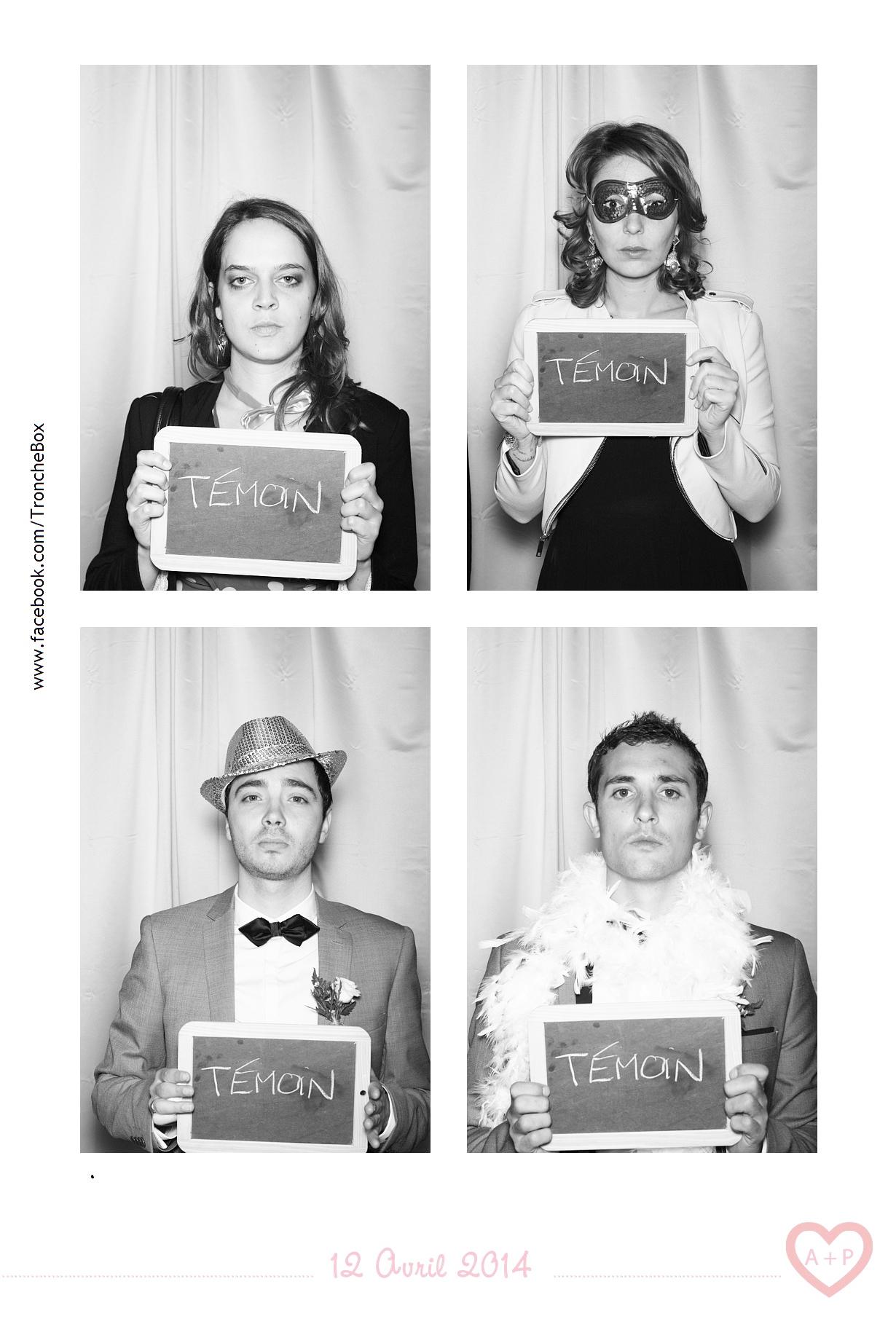 La Tronche Box – photobooth