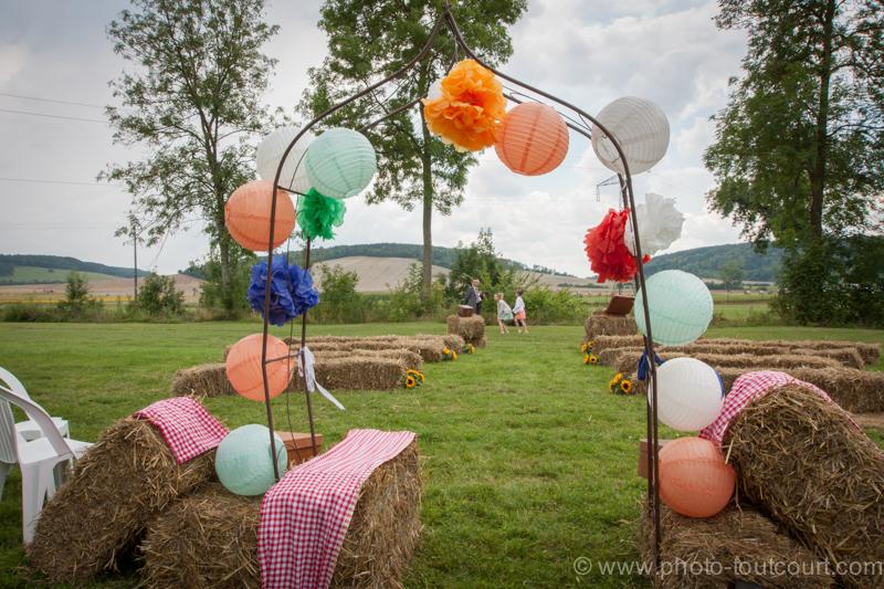 Mon mariage coloré avec le sourire : la cérémonie laïque, côté pratique