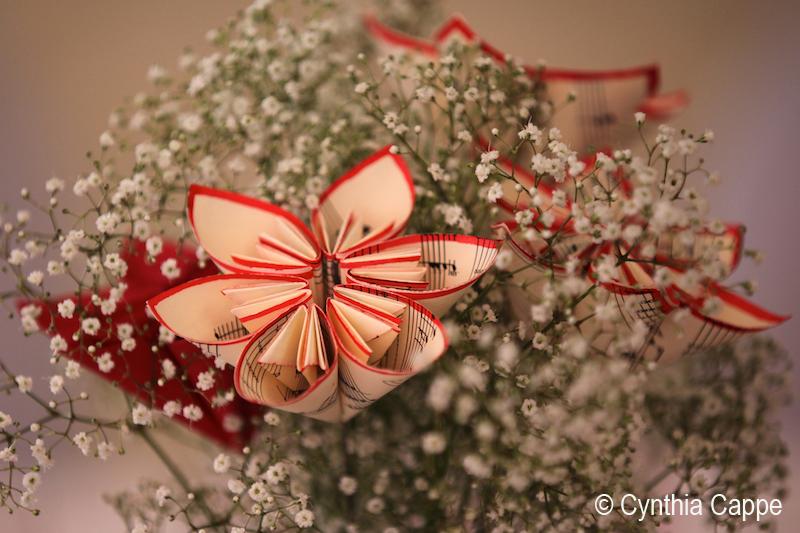 Mon mariage rock et romantique : des fleurs, des fleurs et encore des fleurs, oui mais en musique !