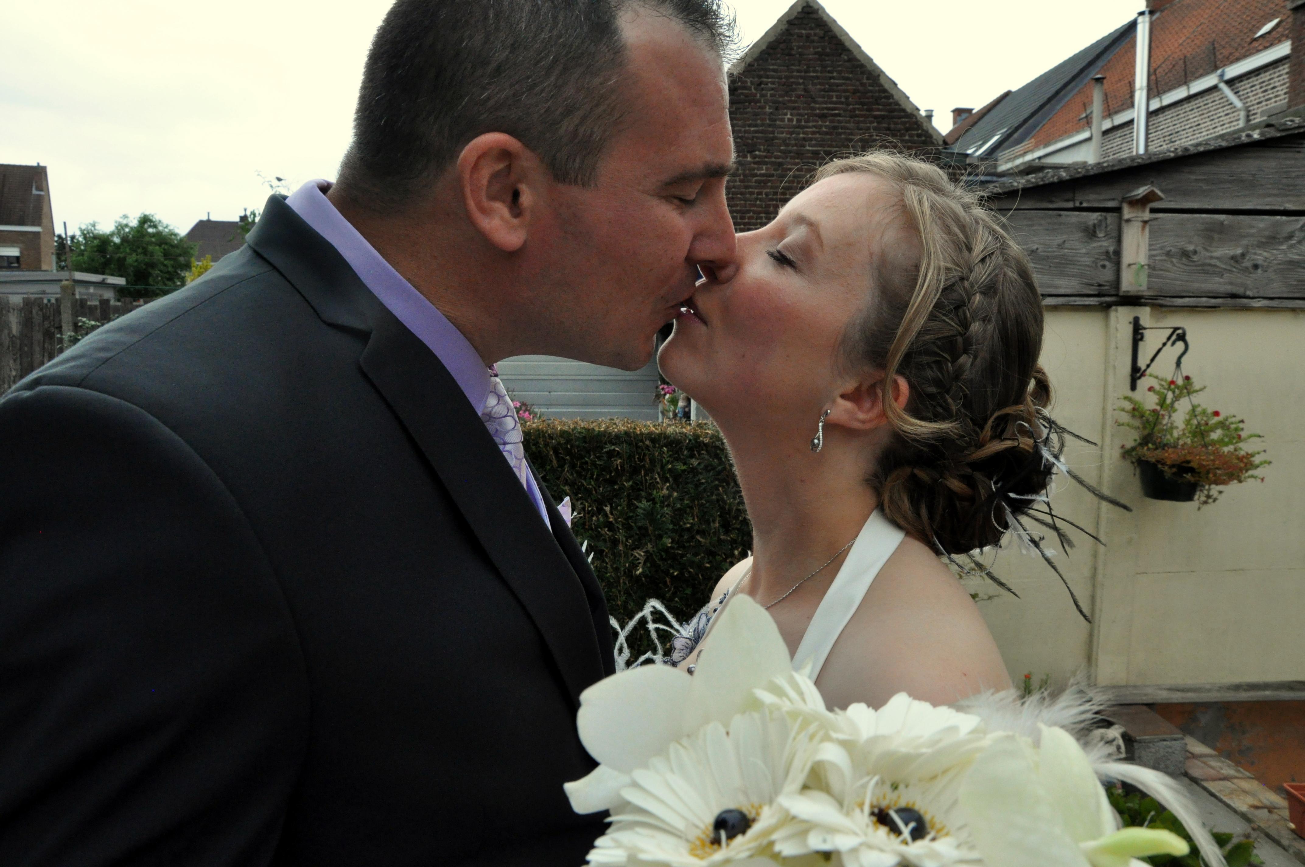 Notre mariage en deux temps : la rencontre et le départ