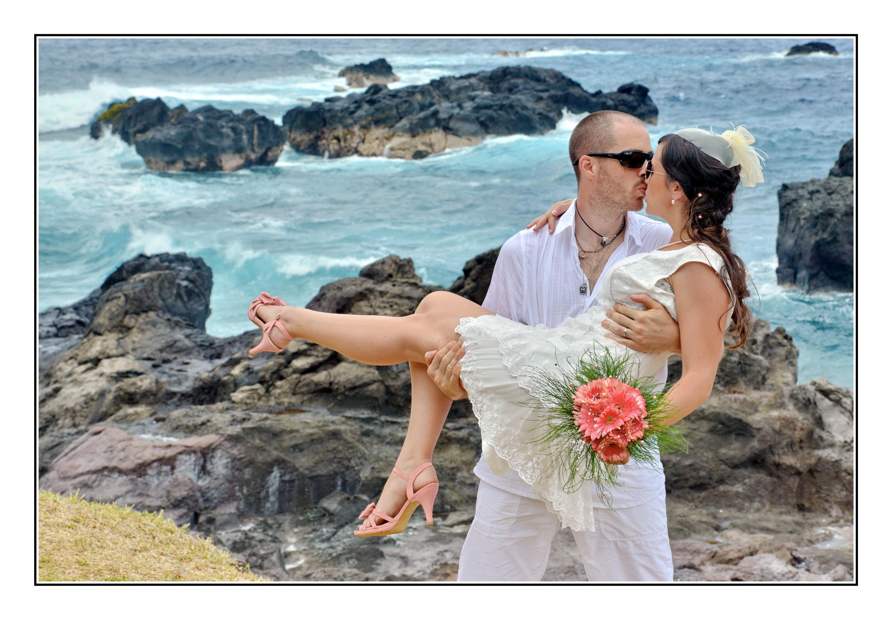 Mon mariage civil à La Réunion : photos de couple et bilan