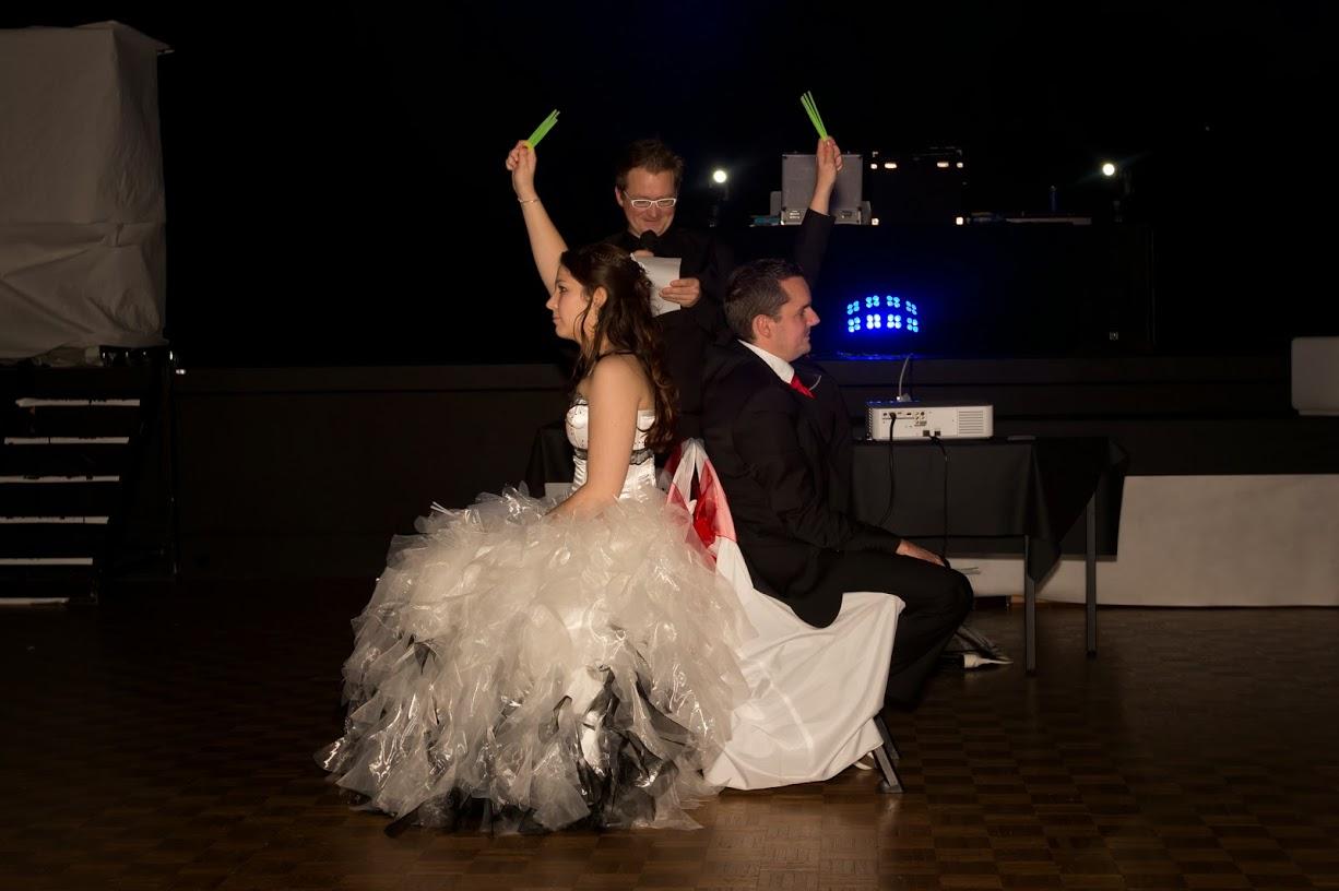 Mon mariage geek automnal : la soirée et les animations