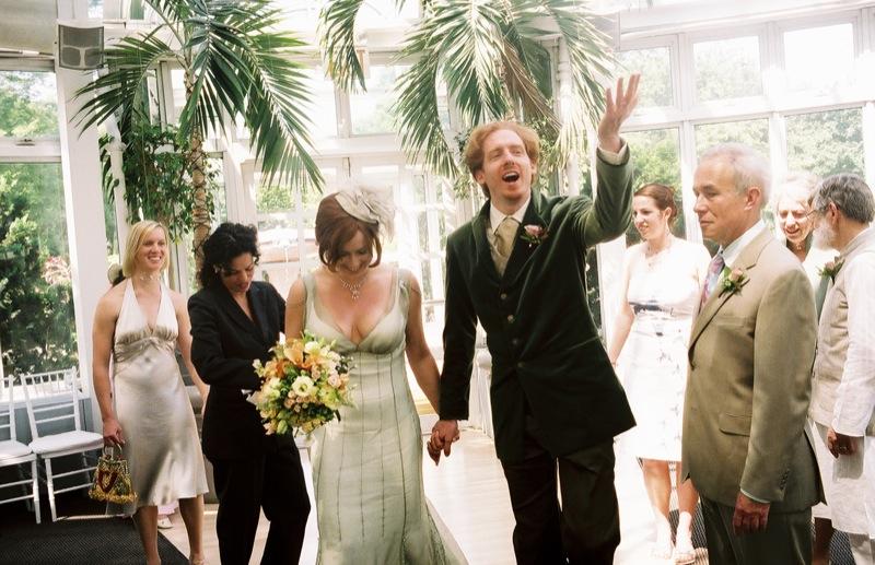 Un mariage qui nous ressemble !