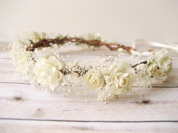 """Sélection shopping : des bijoux pour un mariage sur le thème """"bohème"""""""