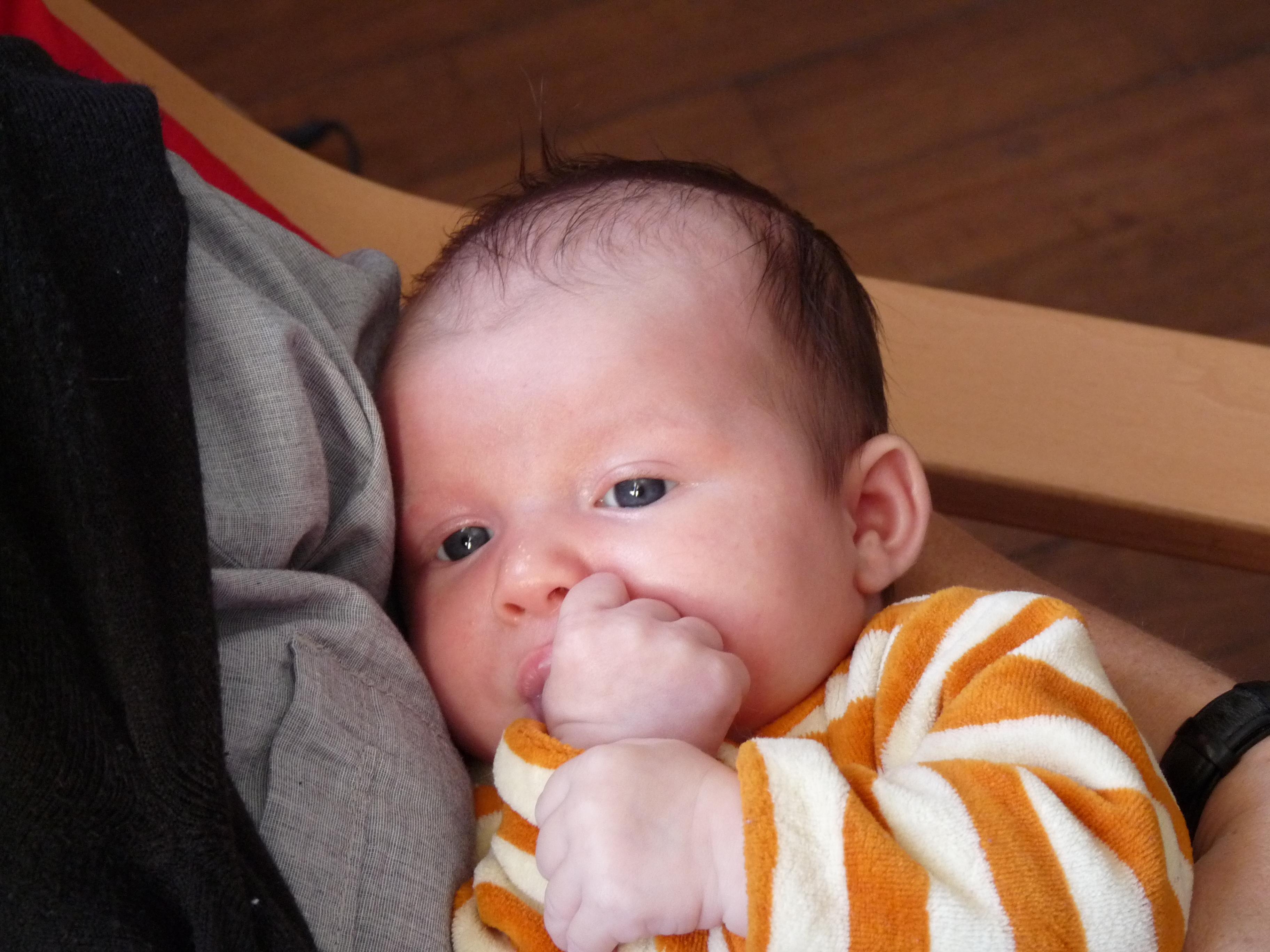Carnet rose : un bébé pour Mme Bretzel !