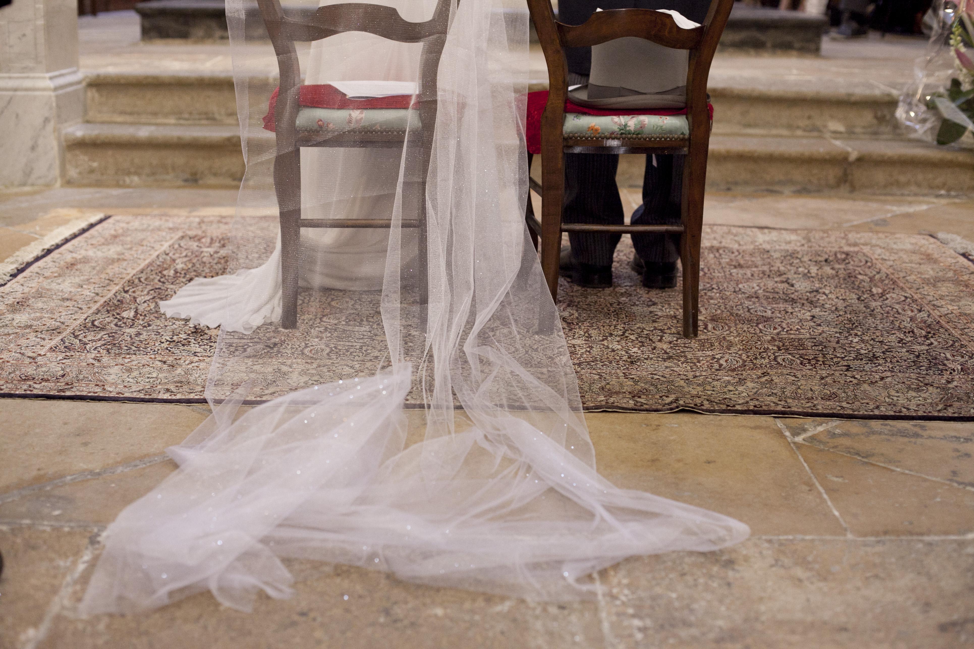 Mon mariage traditionnel à paillettes : la décoration et les paillettes !