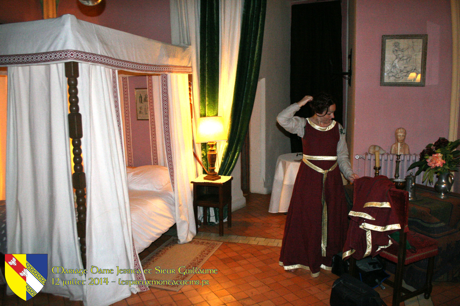 Mon mariage médiéval : le lendemain et le retour à la réalité tout en douceur