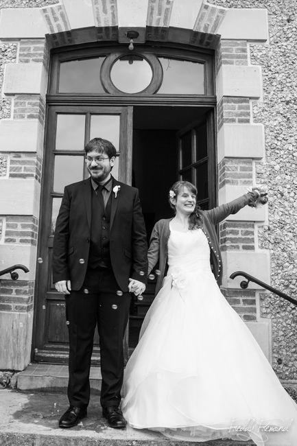 Mariage Mlle Lumi - photo Freddy Frémont
