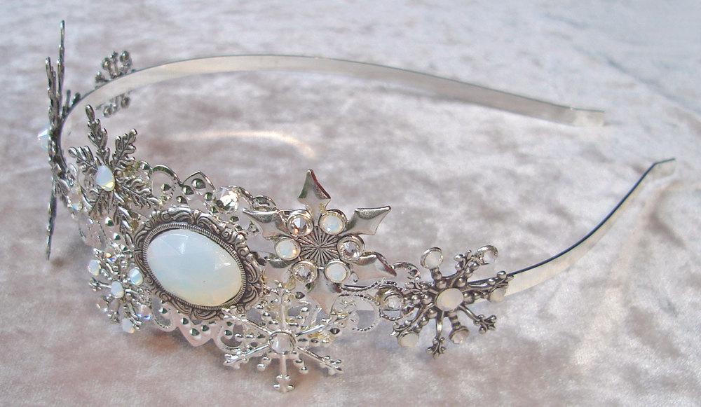 Sélection shopping : des accessoires pour un magnifique mariage d'hiver