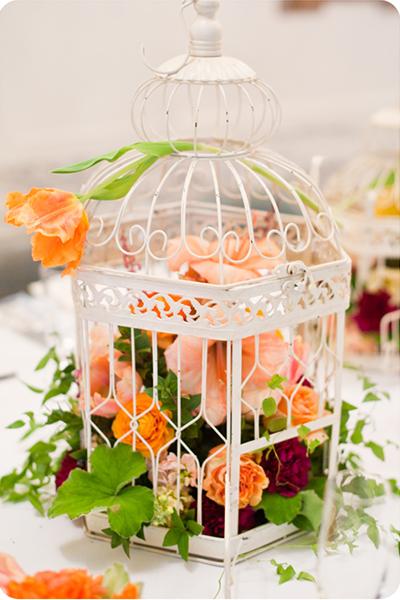 Les mariages d emmanuelle mademoiselle dentelle - Centre de table fleur mariage ...