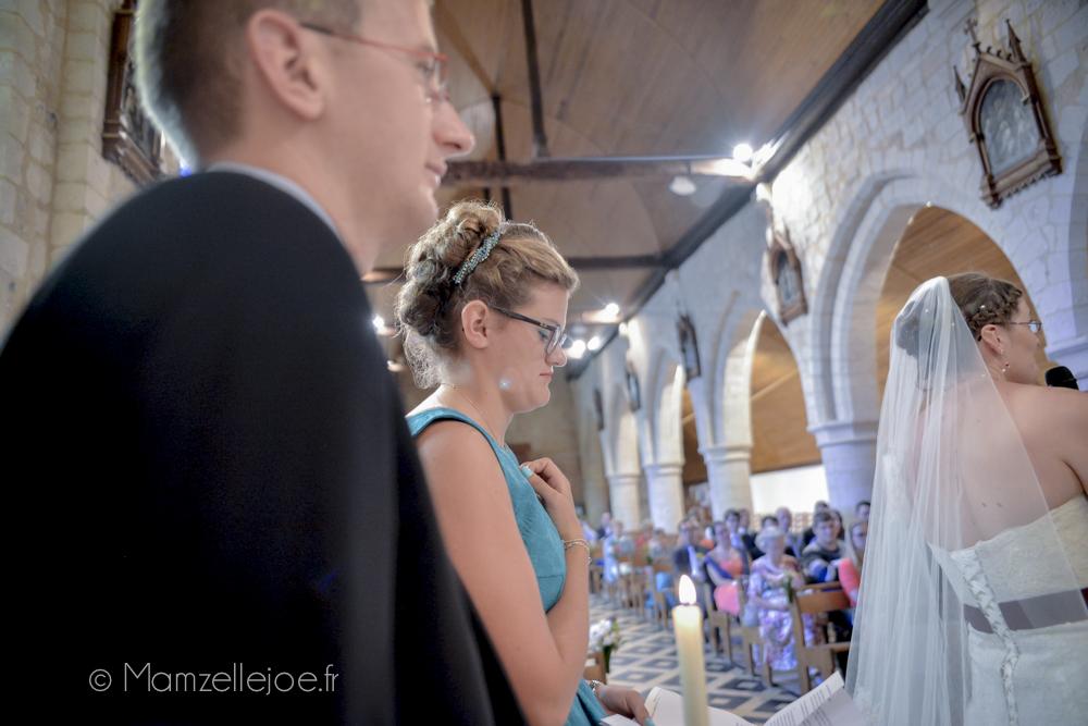 cierge du baptême au mariage
