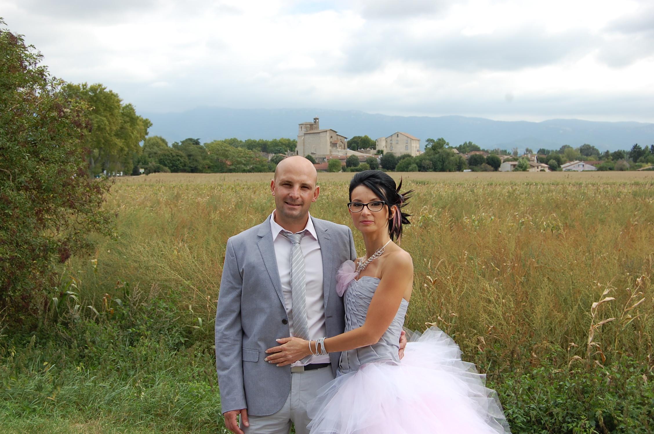 Le mariage 100 % Mlle Dentelle et 100 % DIY de Stéphanie