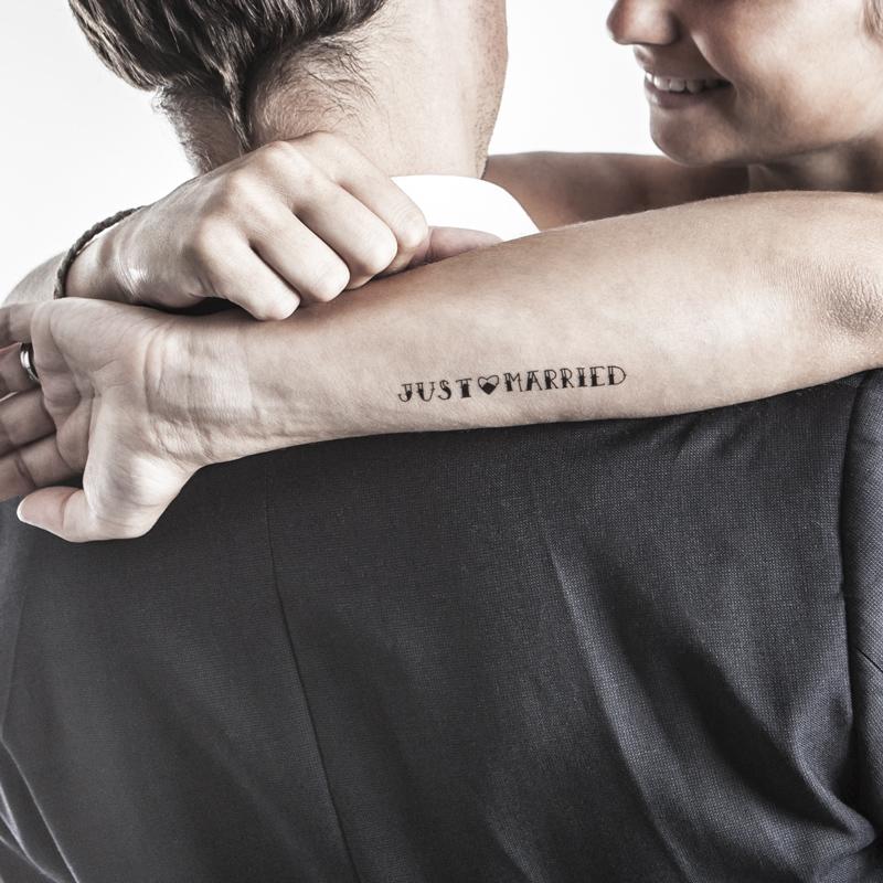 Bernard Forever – tatouages temporaires