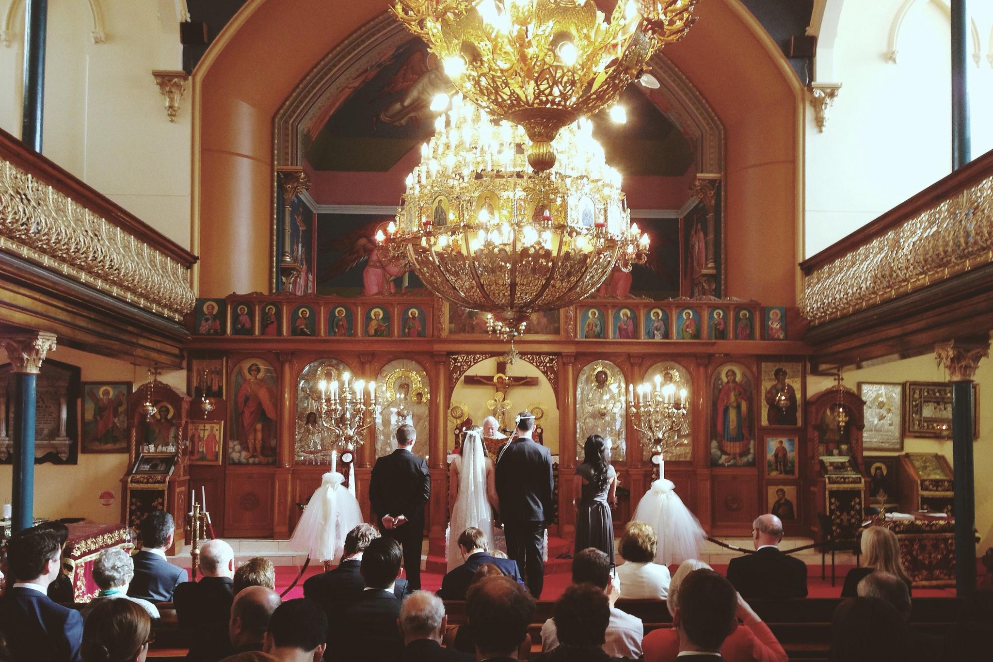 Mode d'emploi de la cérémonie orthodoxe
