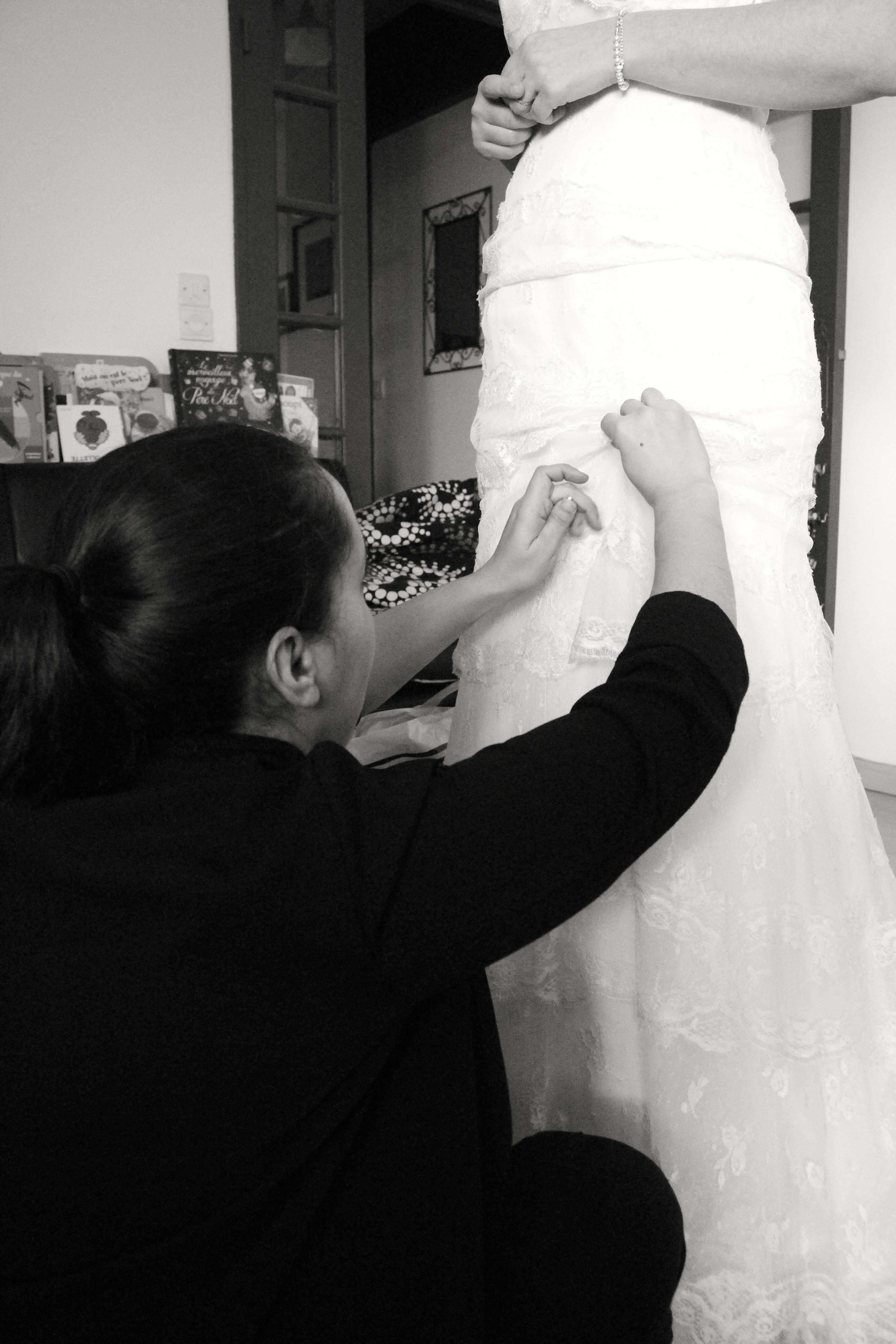 L'(avant) dernière aventure de ma robe