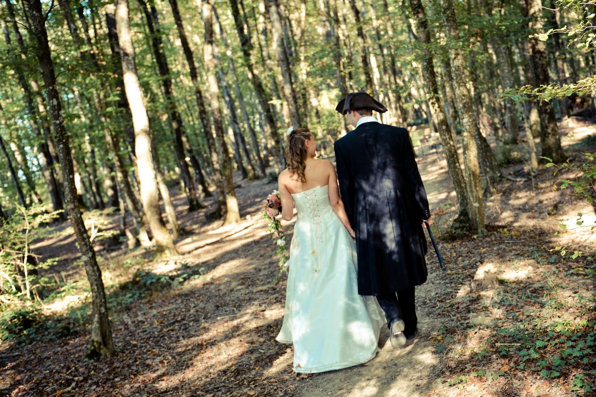 Le mariage geek et rôliste de Mme Licorne