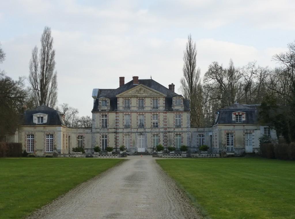 Chateau de Nandy