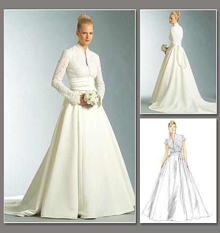 http://www.rascol.com/patron-couture/mariage/4300-patron-de-robe-de-mariee-vogue-2979.php