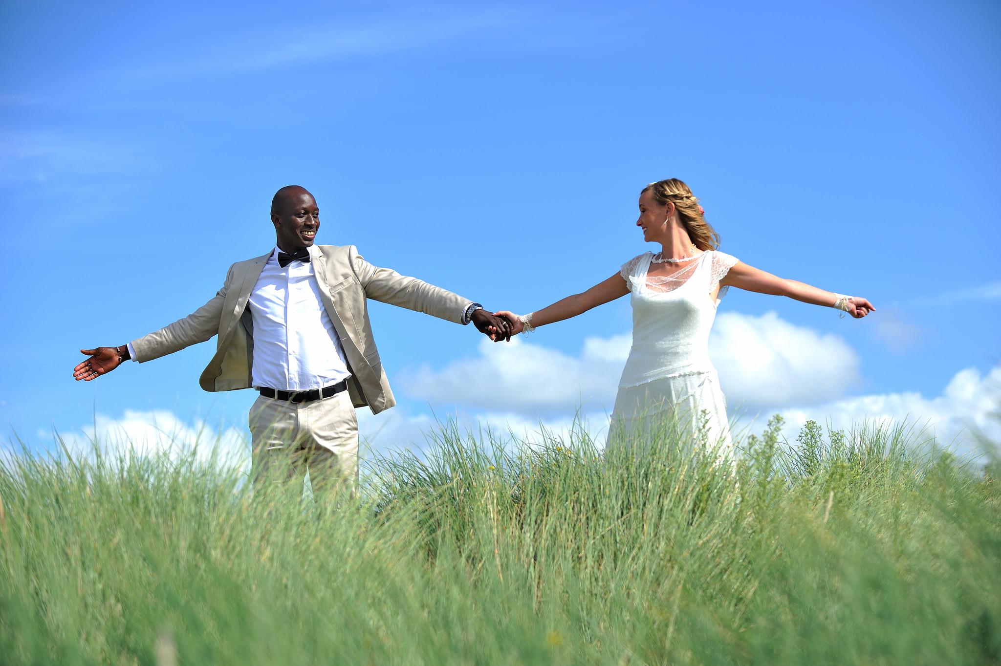 Le mariage nature sur le thème des voyages de Mademoiselle Bohème