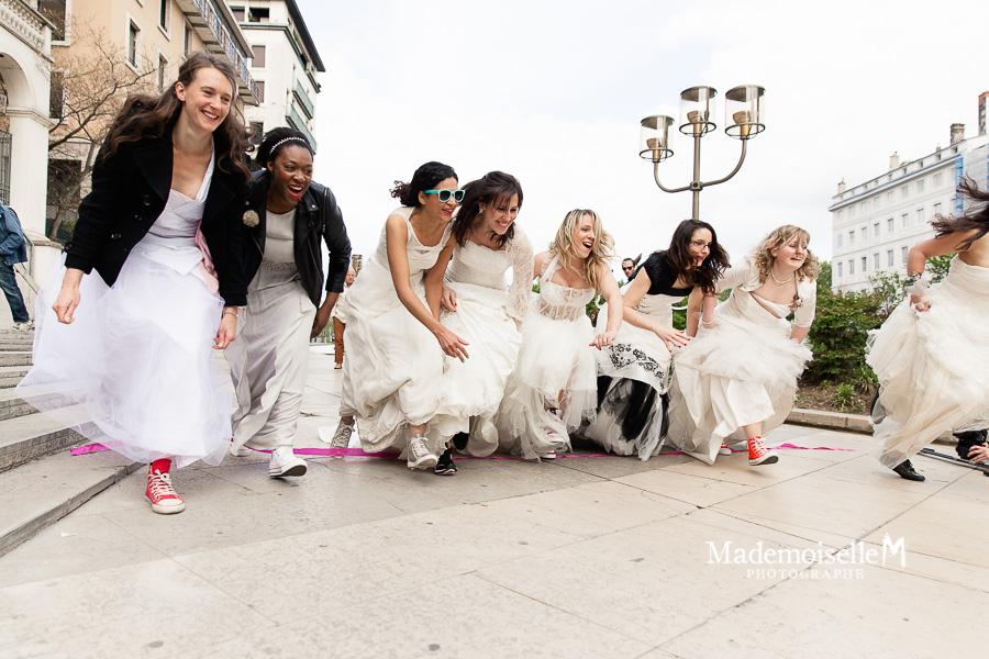 J'ai donné ma robe de mariée à une association caritative