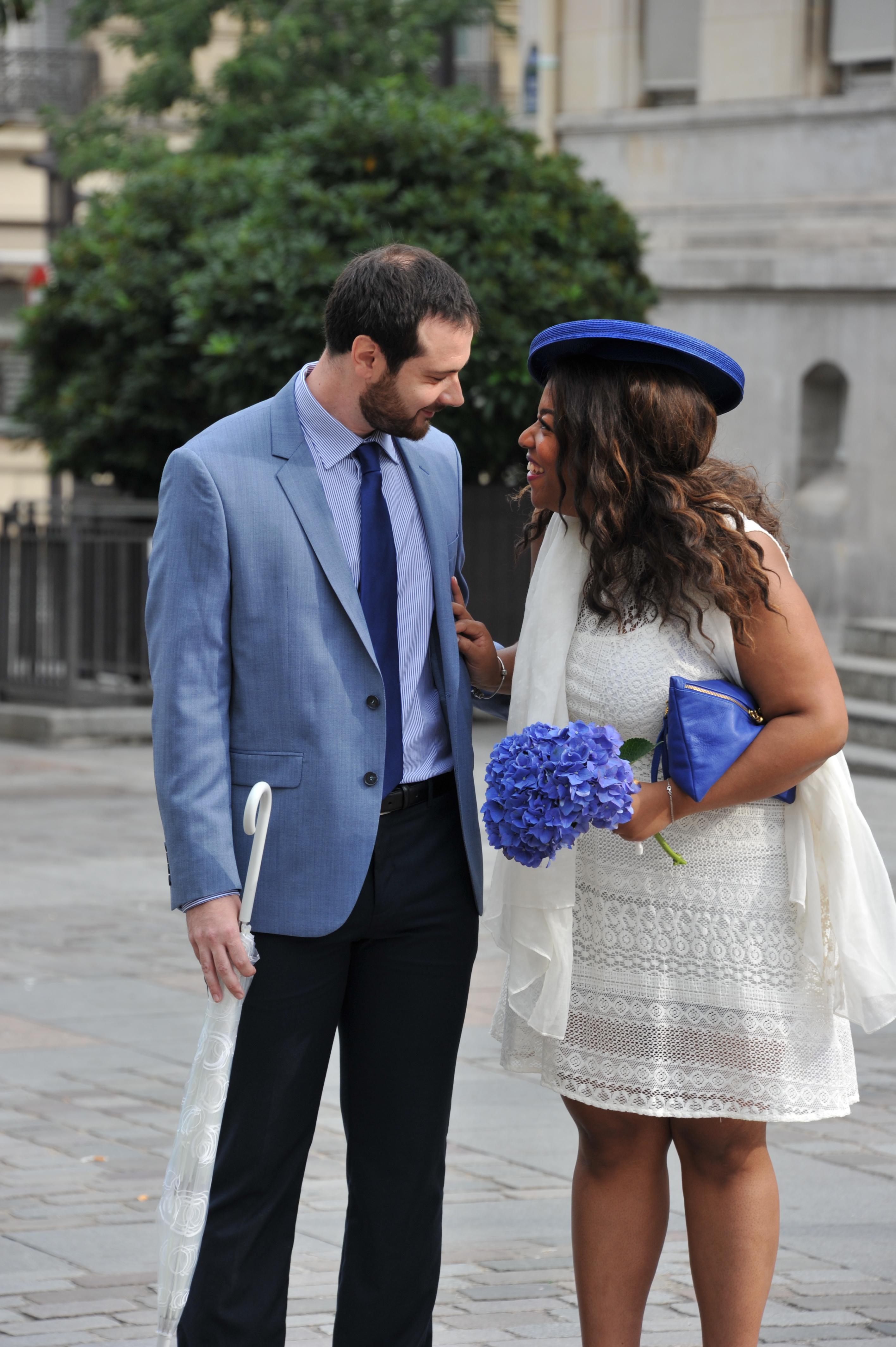 Mon mariage civil improvisé : le matin du jour J…