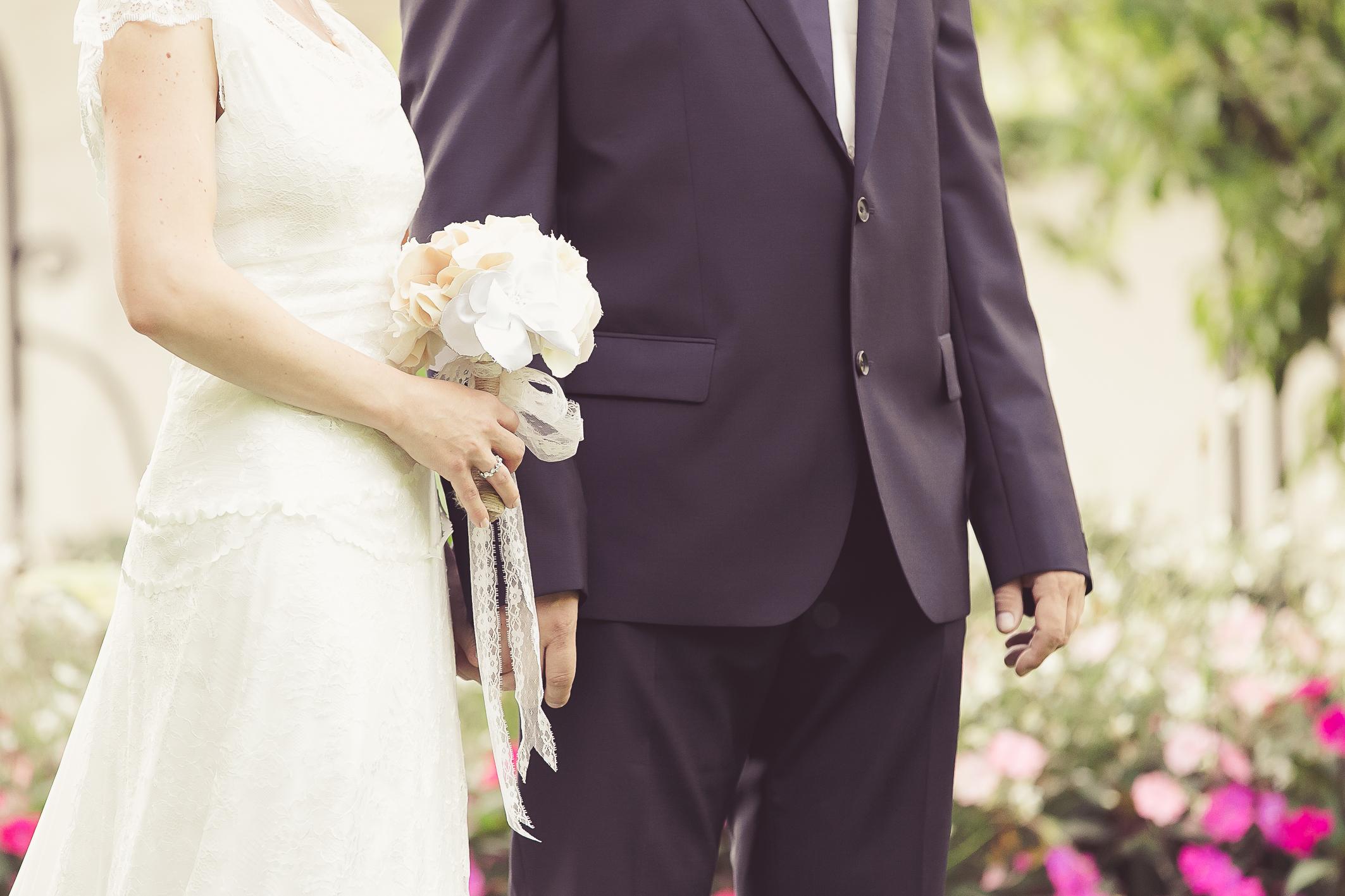Le mariage genevois (presque) participatif de Virginie