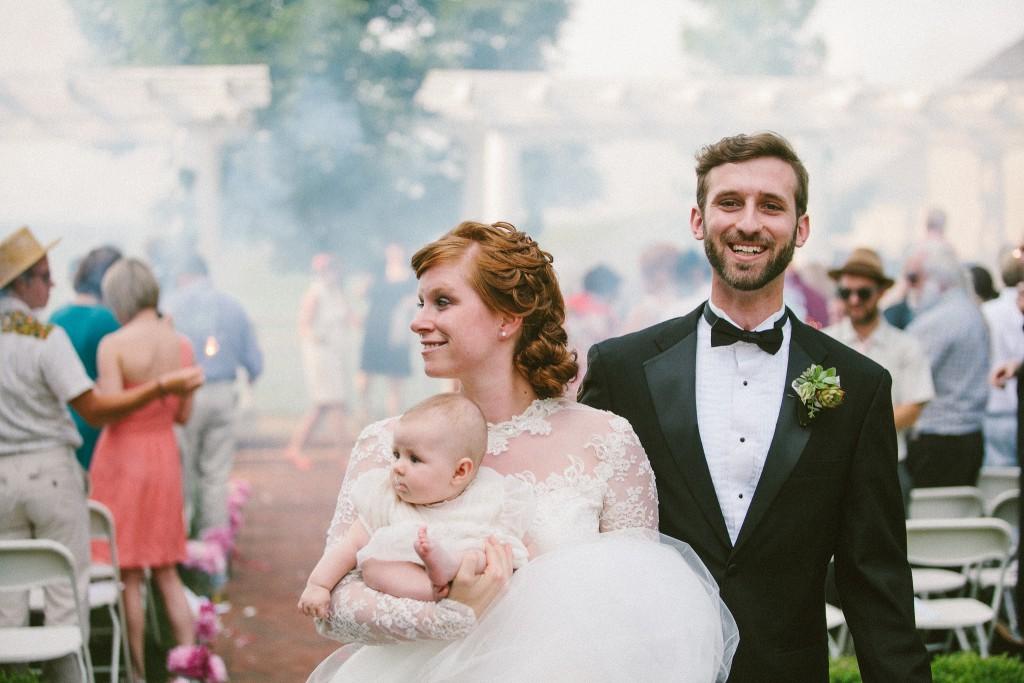 Avantages et inconvénients de se marier en ayant déjà un enfant
