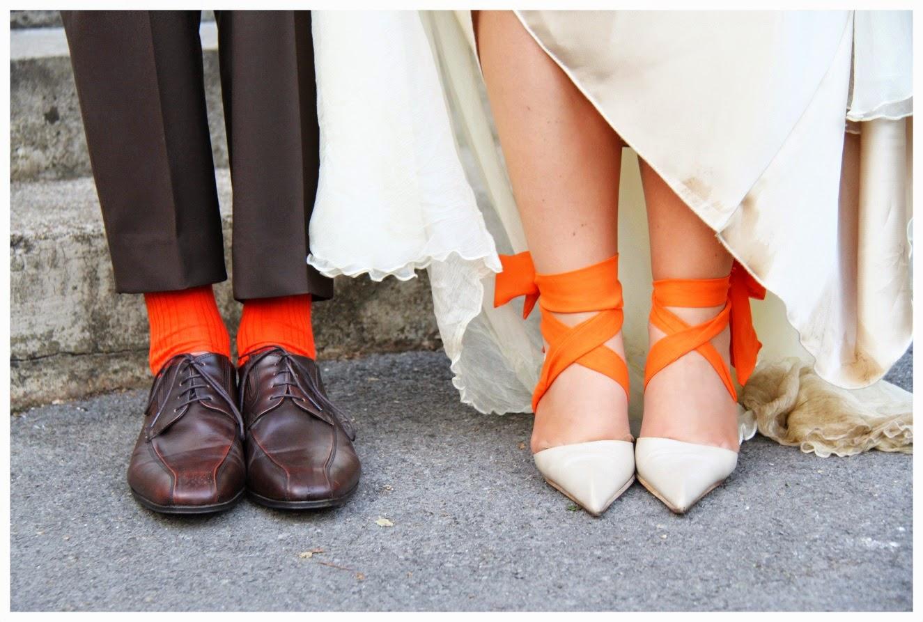 Le joli mariage de Magali sur le thème de la nature irlandaise
