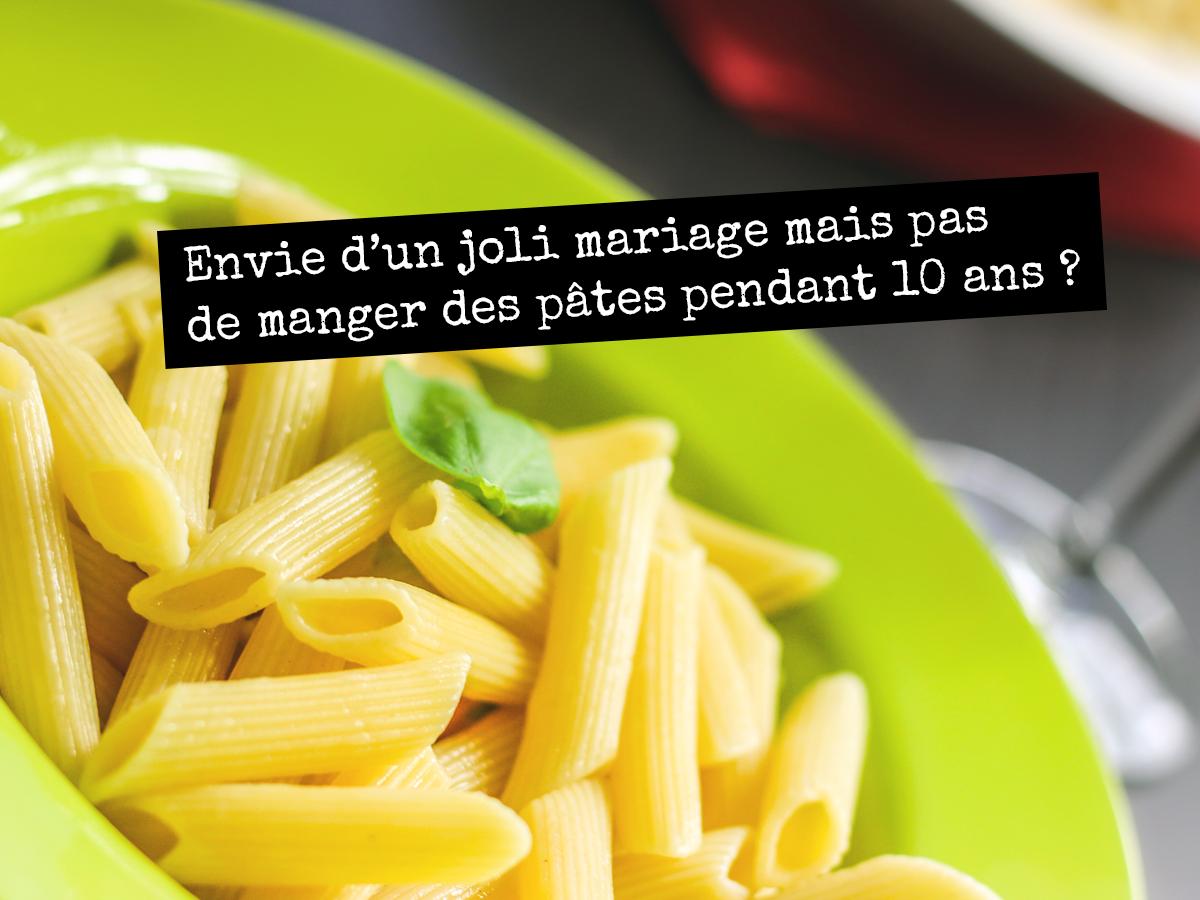 Des solutions pour faire du bien à ton budget de mariage !