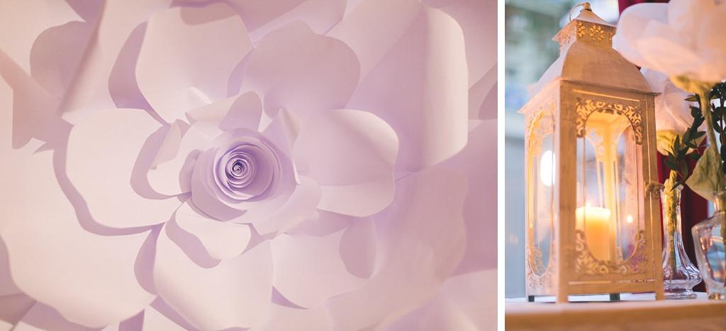déco 5ansDentelle photo Fleur de Sucre