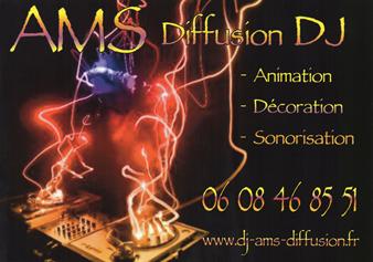 AMS diffusion