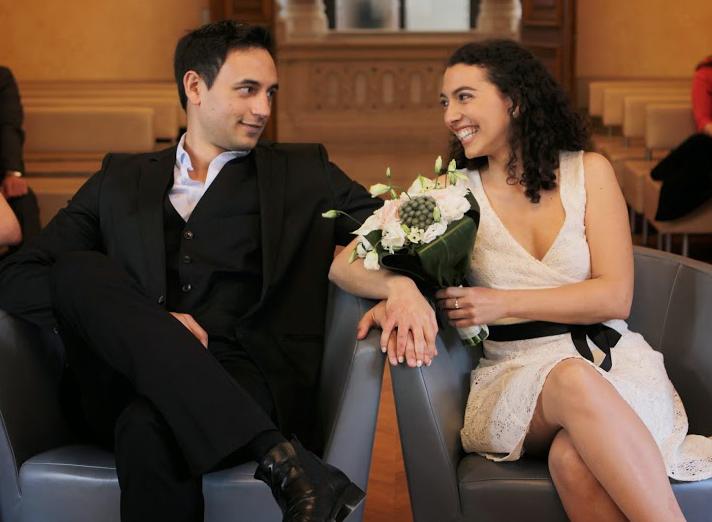 Mon mariage civil parisien en petit comité : la mairie