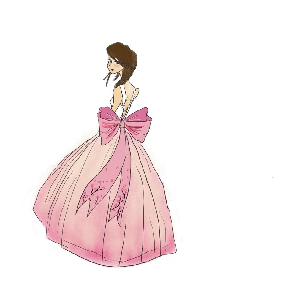 Le choix de ma robe – Partie 2