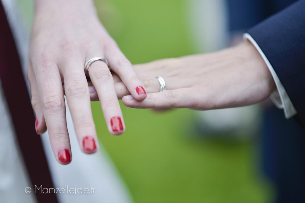 alliances en argent trois anneaux