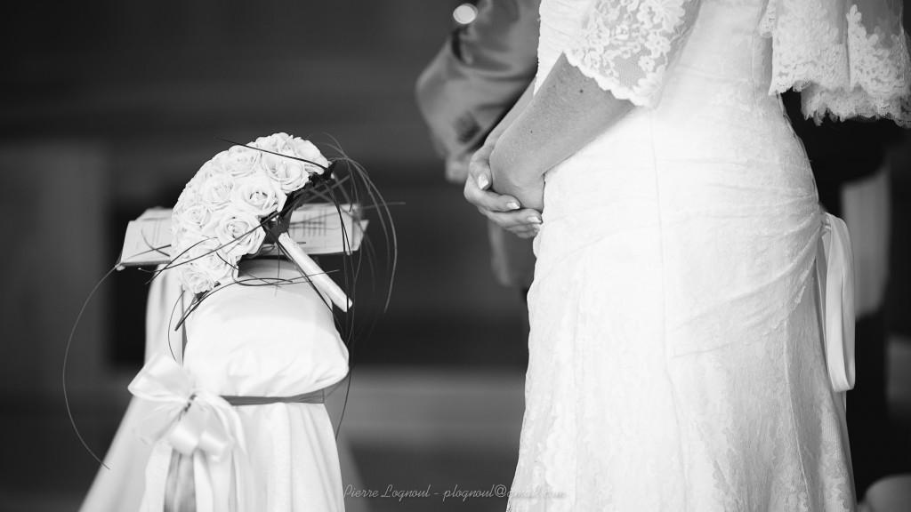 Et un jour, j'ai réalisé que ce mariage n'était pas le mien mais le nôtre... en choisissant notre cérémonie