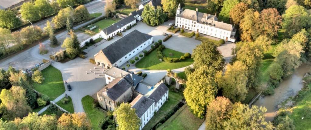Notre top 3 des salles de réception en Wallonie : le Domaine de Saint-Roch