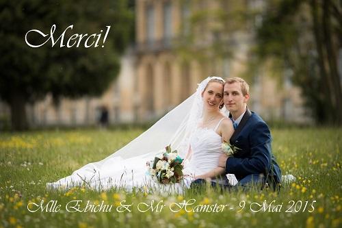 Mon mariage traditionnel venu de loin : les remerciements