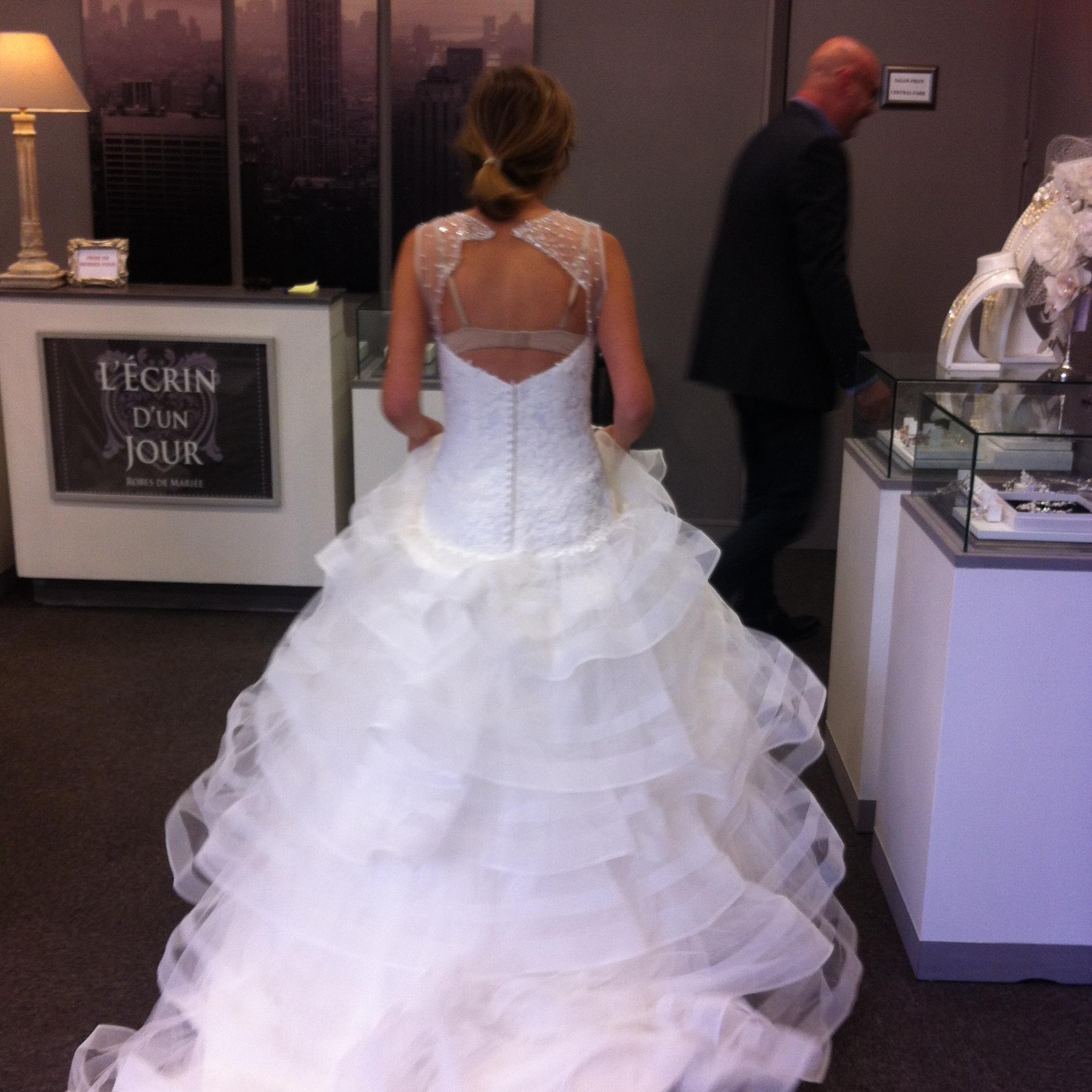 La recherche de ma robe de mariée, une tâche compliquée – Partie 1