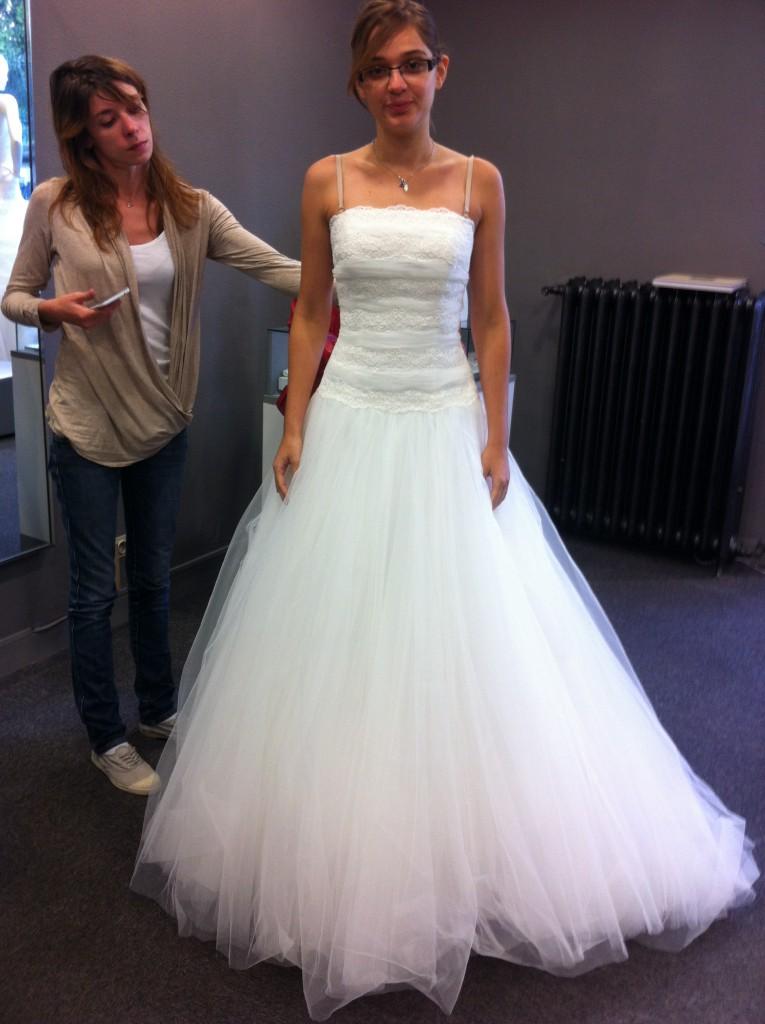 """Mes essayages de robes à la boutique """"L'écrin d'un jour"""""""