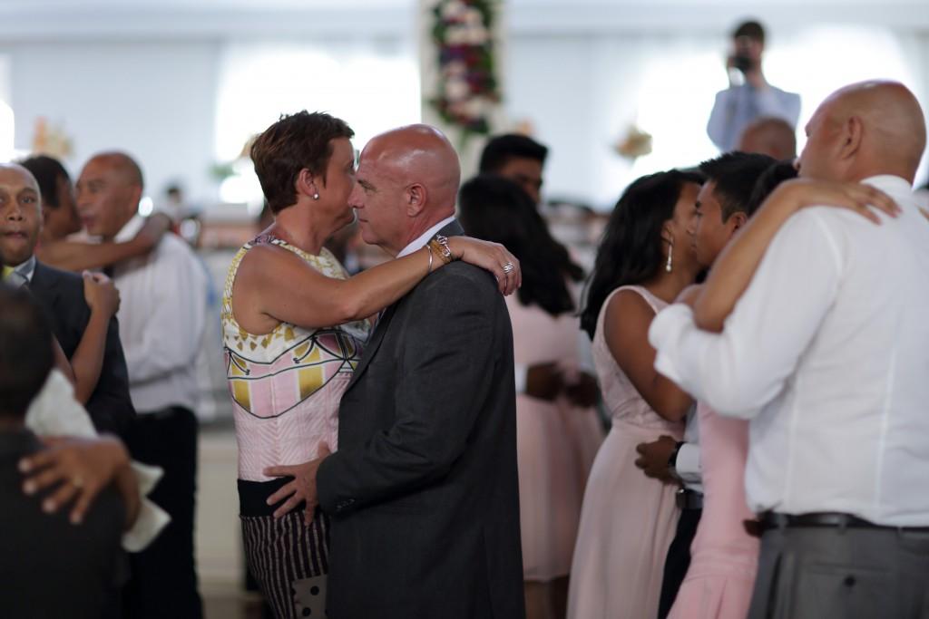 Le vodiondry, la première ouuverture de bal de notre mariage // Photo : Ymagoo