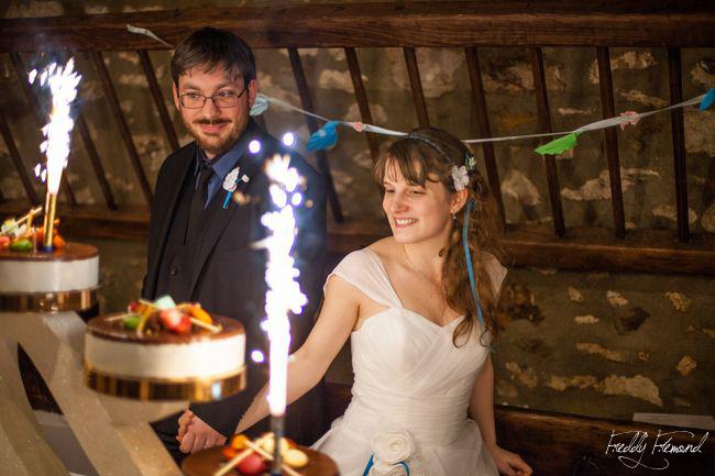 Mon mariage ludique et romantique : la première ouverture de bal et le dessert