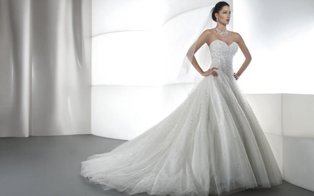 Robe de mariée Style 536 - Demetrios