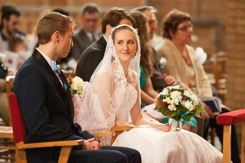 Mon mariage traditionnel venu de loin : la cérémonie religieuse