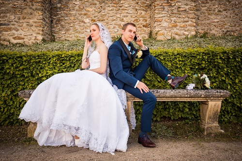 Nos photos de couple à l'Observatoire de Meudon // Photo : Edouard Gasche