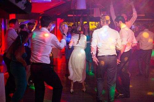 La soirée dansante lors de notre mariage // Photo : Édouard Gasche