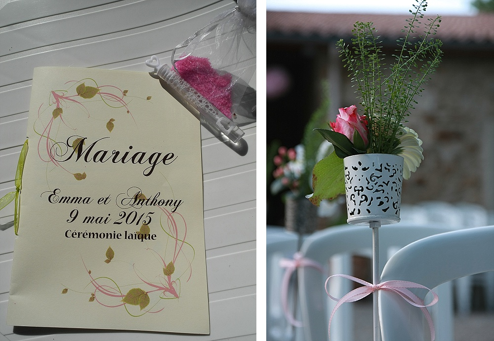 Le mariage de printemps, romantique et floral, de Mme la Rose (11)